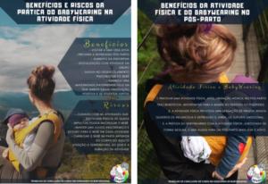 BENEFÍCIOS E RISCOS DA PRÁTICA DO BABYWEARING NA ATIVIDADE FÍSICA